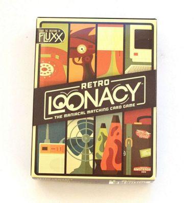 Retro Loonacy game