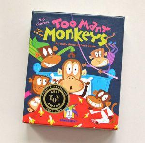 Too Many Monkey Game