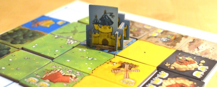 Kingdomino castle